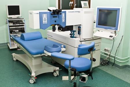 Эксимерный лазер Amaris для лазерной коррекции зрения